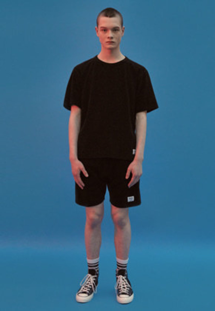 THE MEN PRODUCTS더맨프로덕트 MP-005 Towel Short Pants_Black