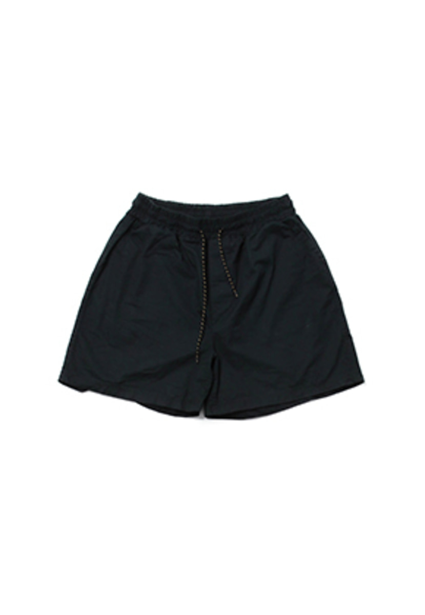Realization리얼라이제이션 Washed Cotton Shorts [NAVY]