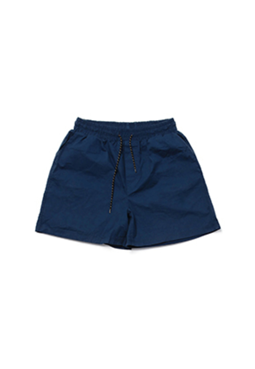 Realization리얼라이제이션 Washed Cotton Shorts [BLUE]