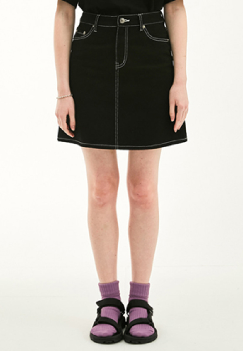 KIRSH키르시 KIRSH 키르시 CARPENTER SKIRT HS [BLACK]
