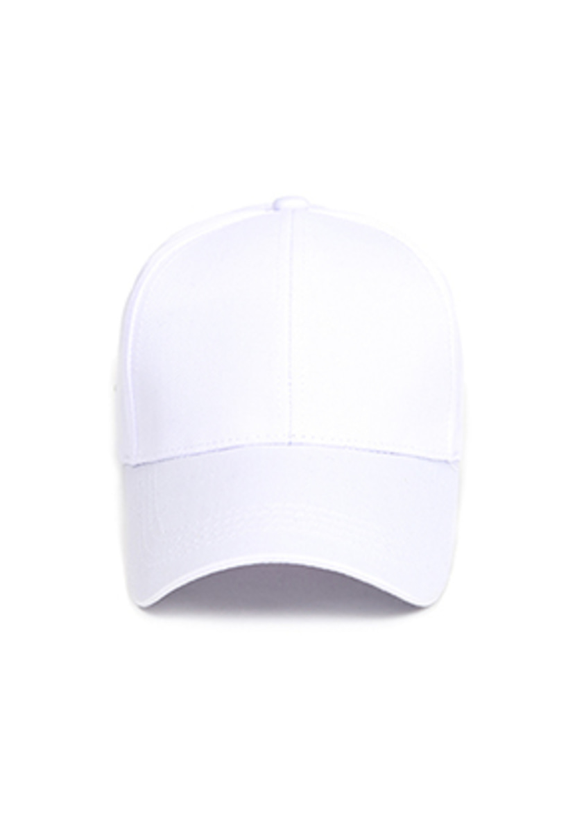 Yan13얀써틴 MINIMAL 3-PIN BALL CAP_WHITE