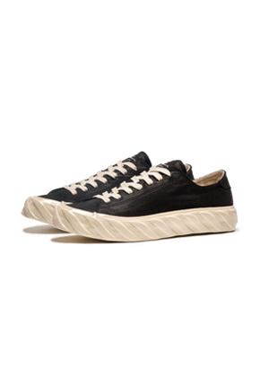 AGE에이지 AGE CUT SNEAKERS (AGFT-CR-CT-BK011)
