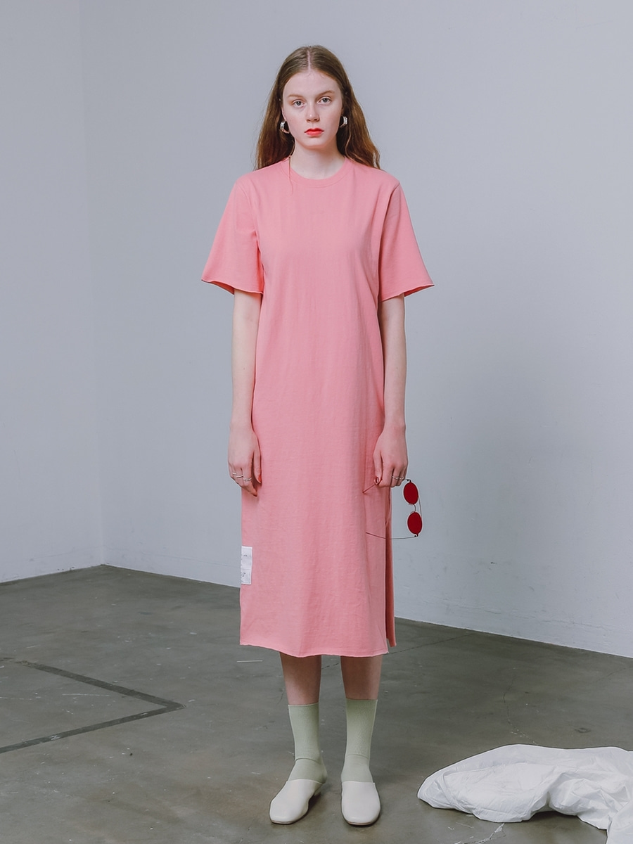 More or Less모어올레스 LABEL COTTON OPSPINK