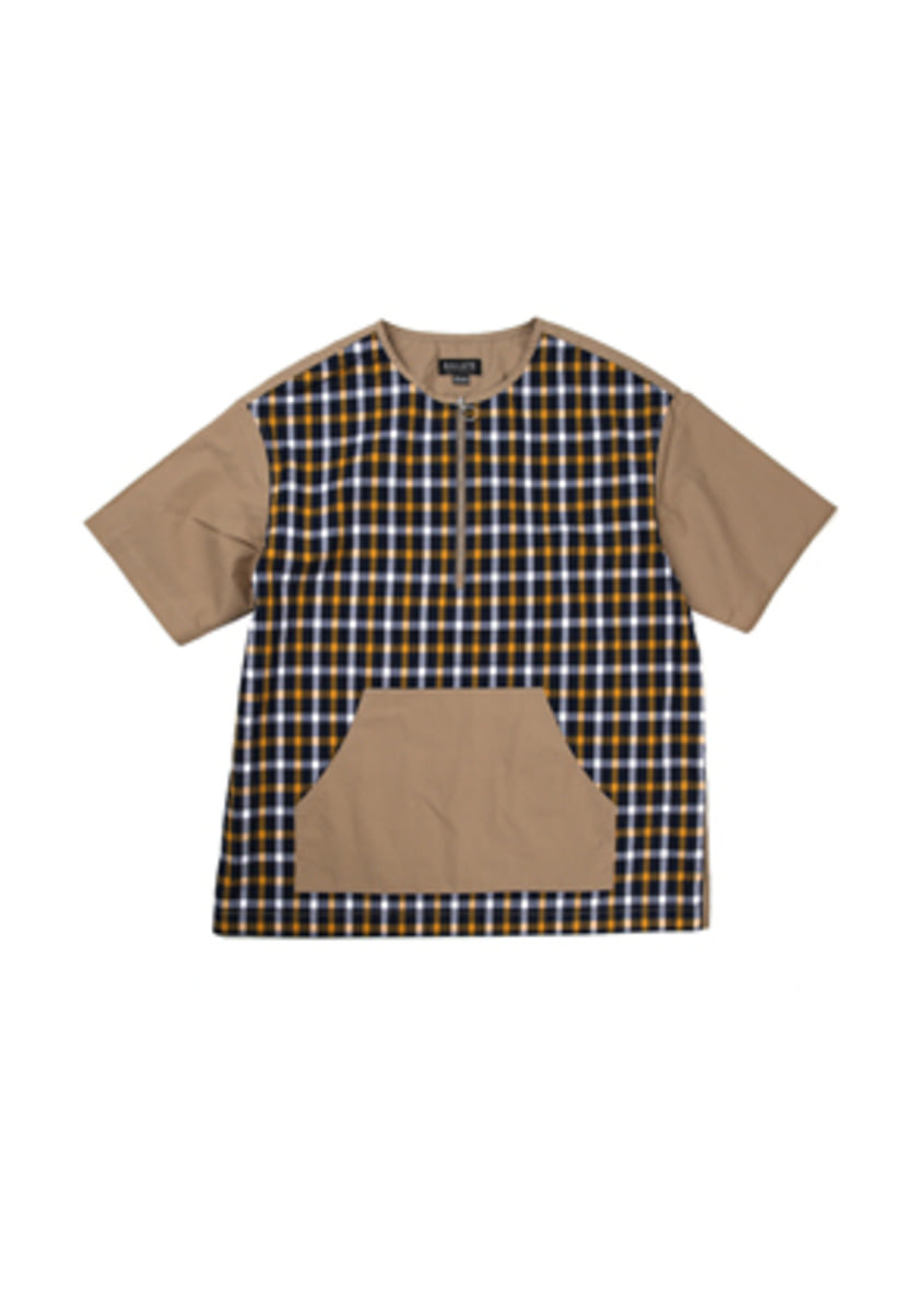 Ballute발루트 O-RING CHECK PULL OVER (BEIGE)