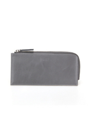 Fennec페넥 MEN LONG WALLET - GREY