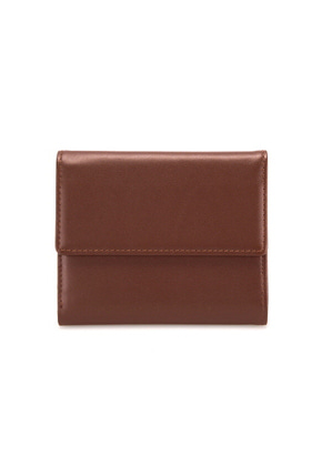 Fennec페넥 MEN SNAP WALLET - BROWN