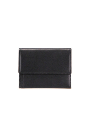 Fennec페넥 MEN SNAP CARD WALLET - BLACK