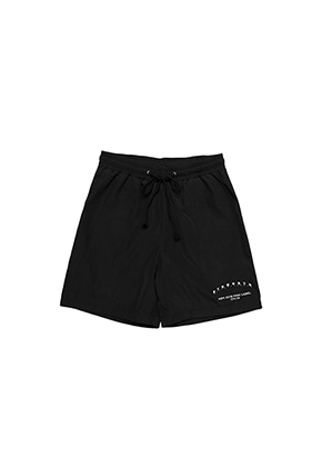 AJO BY AJO FINK LABEL ABA CH18 Shorts[Black]