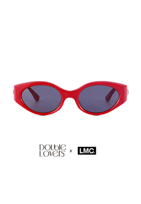Double Lovers더블러버스 DOUBLE LOVERS x LMC GRILLZ (Red)