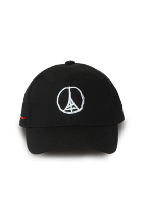 Gothicque고티크 Basic Eiffel Tower Ballcap[G8SD38U89]