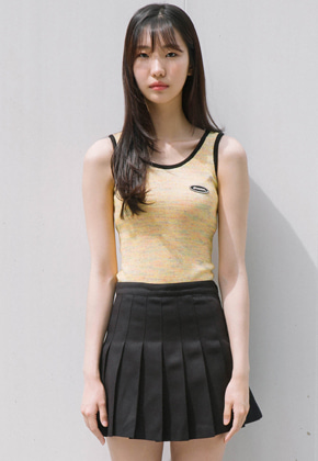 Sinoon시눈 basic sleeveless (yellow)