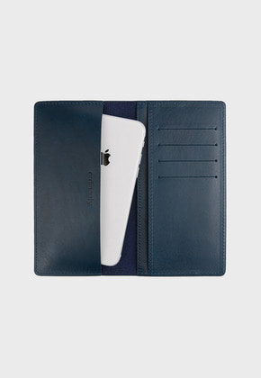 Ordinauty오디너티 AMERICANO NAVY (Buttero, Italy vegetable leather)