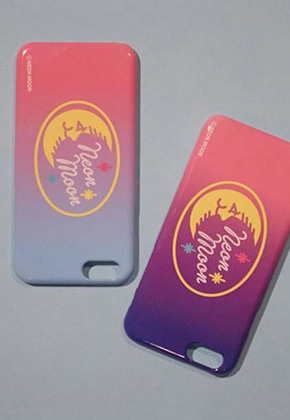 NEONMOON네온문 LOGO I-PHONE 7/8 CASE