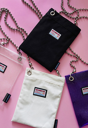 NEONMOON네온문 BALL CHAIN BAG