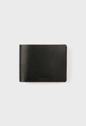 Ordinauty오디너티 CON PANNA BLACK (Buttero, Italy vegetable leather)