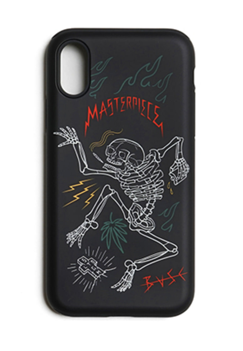 Stigma스티그마 PHONE CASE MASTERPIECE BLACK iPHONE 8 / 8+ / X