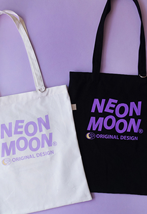 NEONMOON네온문 LOGOTYPE BAG