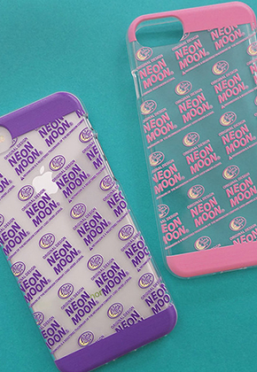 NEONMOON네온문 WRAPPINGS I-PHONE 7/8 CASE