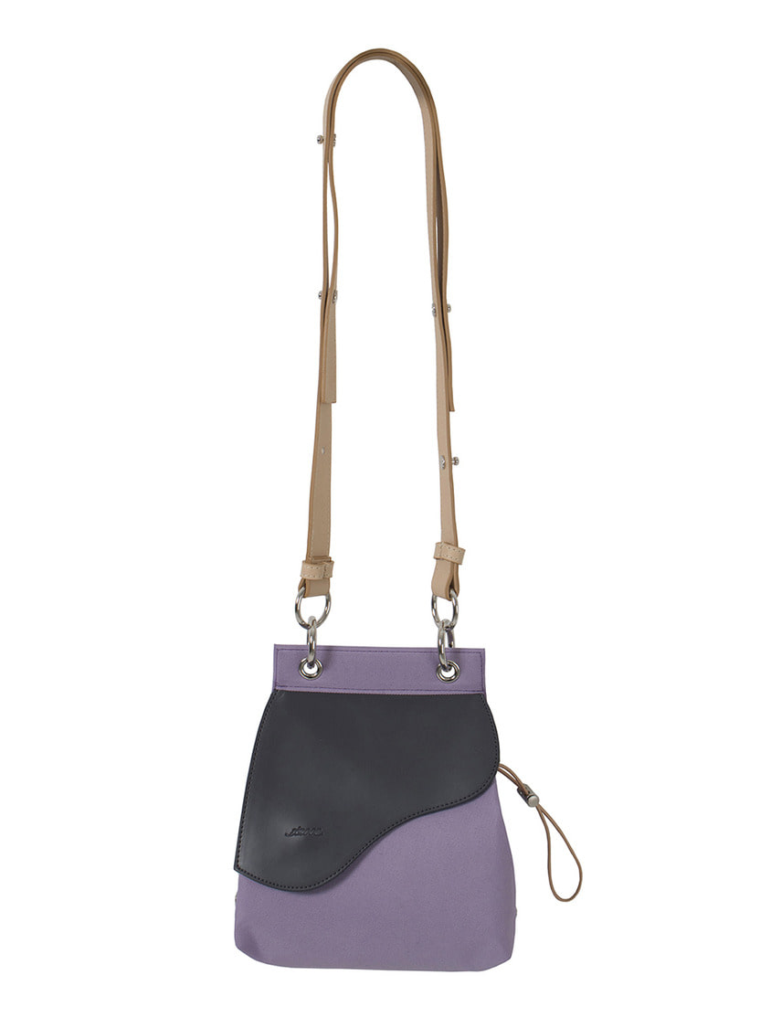 Sinoon시눈 Andes bag (purple)
