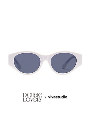 Double Lovers더블러버스 DOUBLE LOVERS x VIVASTUDIO WHISKEY[WISS-key] (White Black)