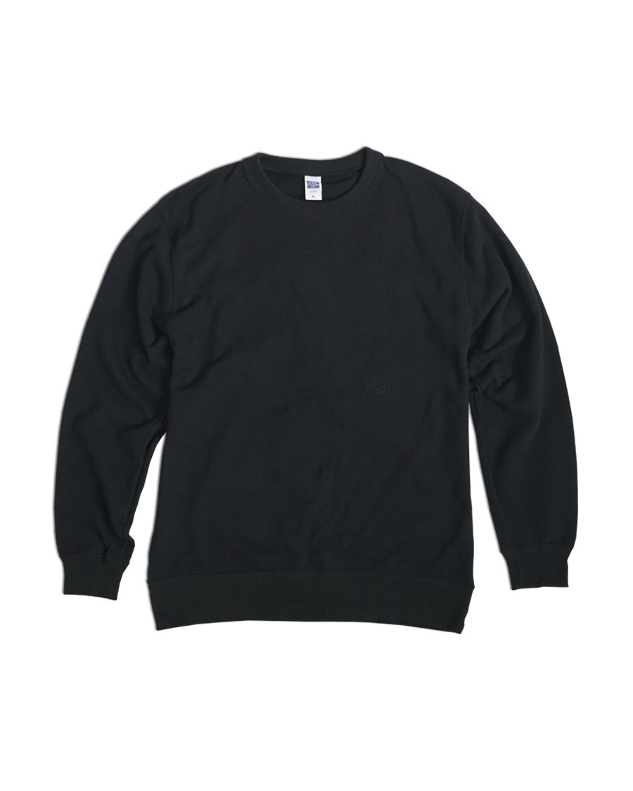 THREE TO EIGHTY쓰리투에이티 Embroidery MTM - Black