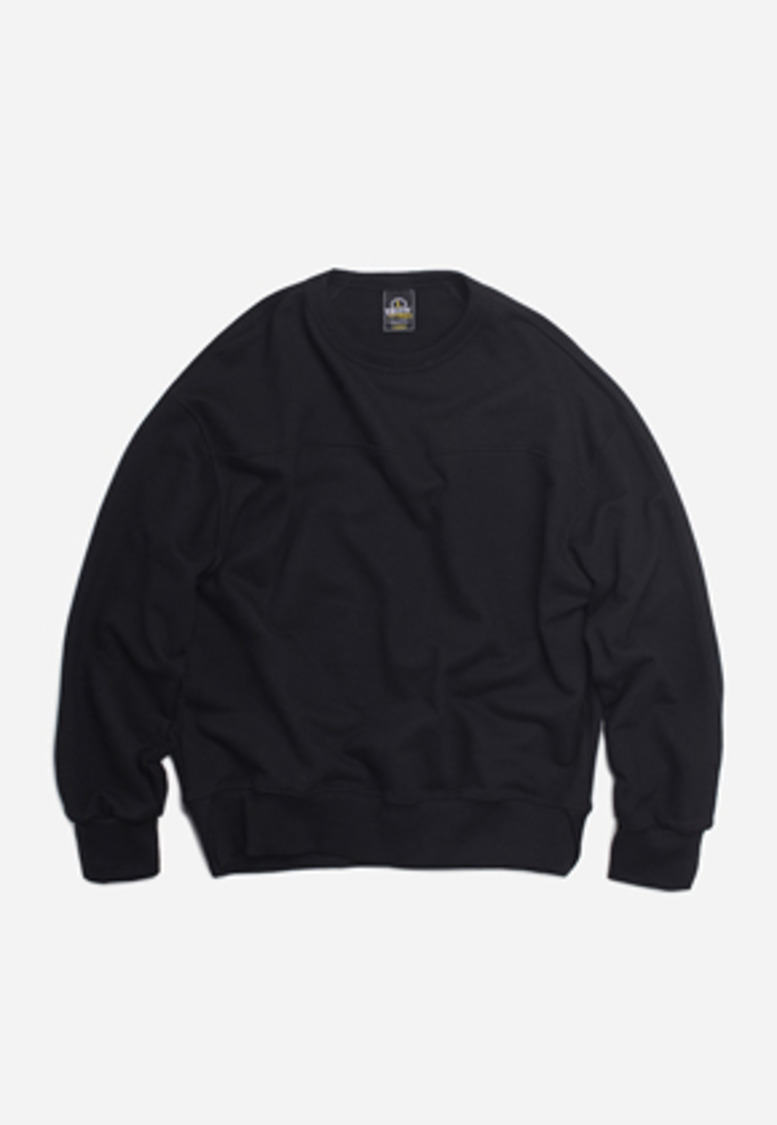 FRIZMWORKS프리즘웍스 Oslo sweatshirt _ black