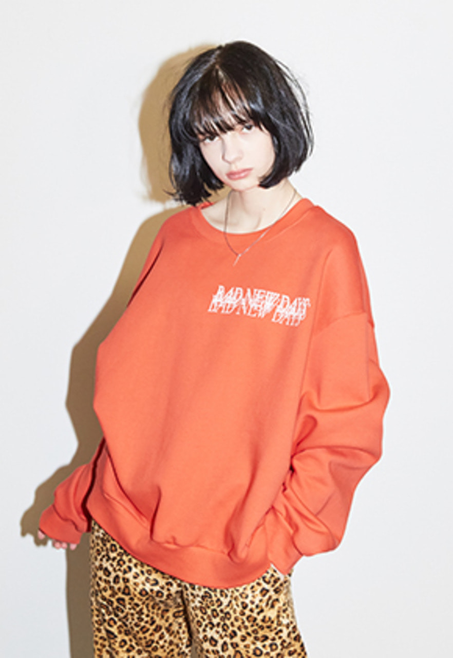 Enzoblues엔조블루스 BND SWEATSHIRT (CHERRY RED)