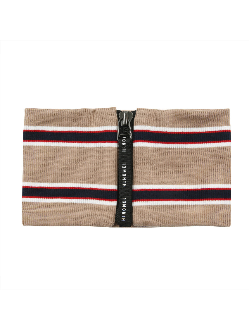 13Month써틴먼스 ZIP-UP NECK WARMER (BEIGE)