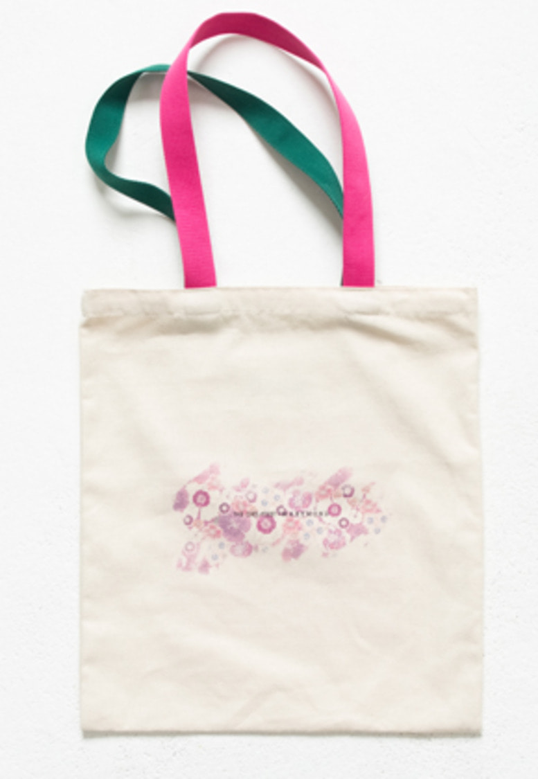 The Greatest더 그레이티스트 [ GT X MARYMOND ] GTXMMD 09 Dianthus Eco Bag