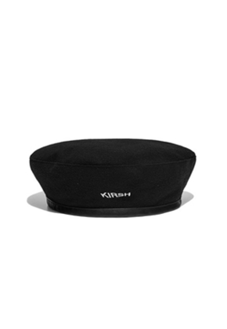KIRSH키르시 KIRSH BERET HA [BLACK]