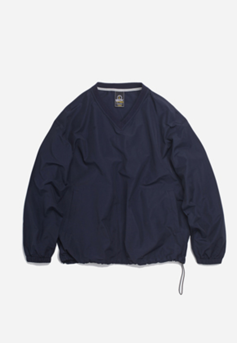 FRIZMWORKS프리즘웍스 Training set-up pullover _ navy