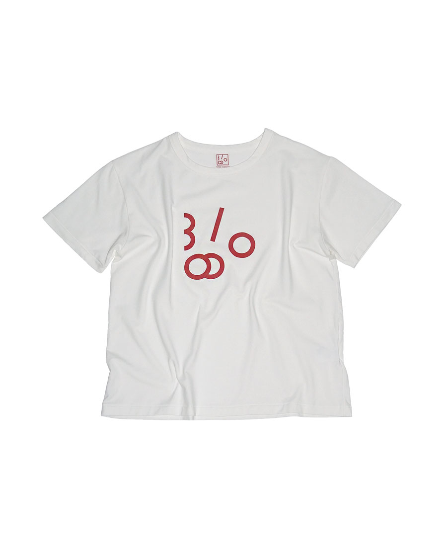 THREE TO EIGHTY쓰리투에이티 Harmony T shirts - Japanese Red / 3차입고