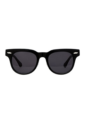 Ashcroft애쉬크로프트 AILEN - 01 Sunglasses (Smoke Black Lens)