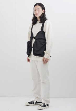 Gakuro가쿠로 5 Pocket Hunting Vest (Black)