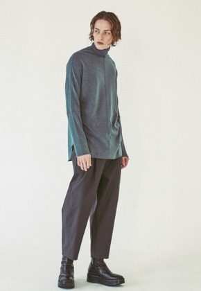 Ooparts오파츠 OPT18FWPT01OL Carot-fit Classic Pants