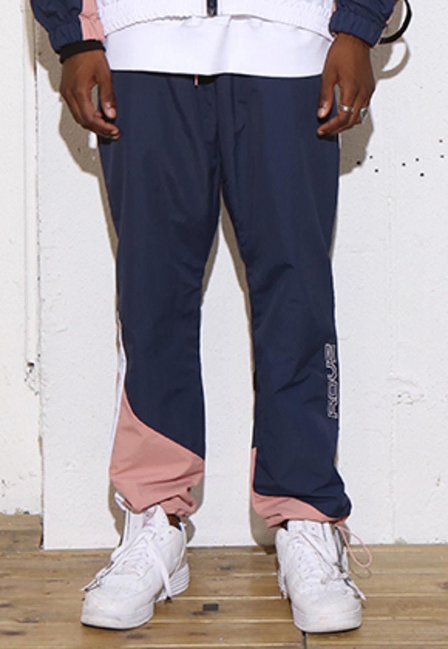 RDVZ DIAGONAL 3.0 WINDPANTS NAVY