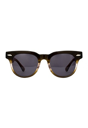 Ashcroft애쉬크로프트 AILEN - 05 Sunglasses (Smoke Black Lens)