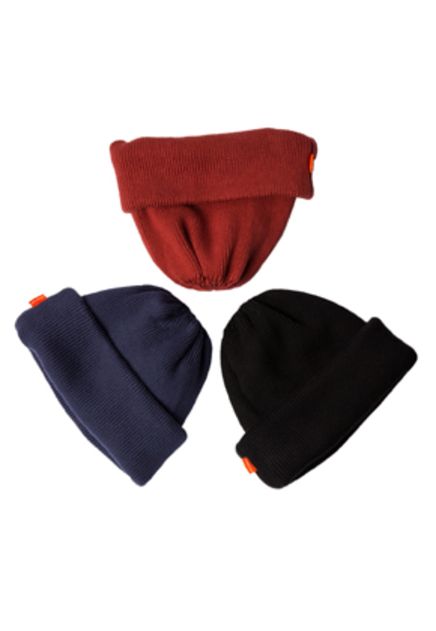 SANDPIPER샌드파이퍼 DOUBLE KNIT CAP