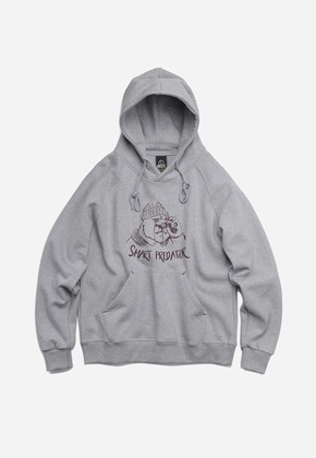 FRIZMWORKS프리즘웍스 Smart predator hoody _ gray