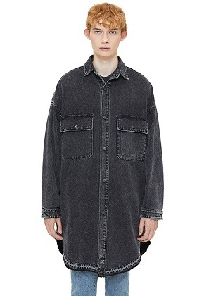 Lab101랩원오원 BLACK NOMAD SHACKET