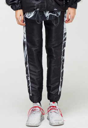 The Greatest더 그레이티스트 GT18FW11 EFFECT JOGGER PANTS