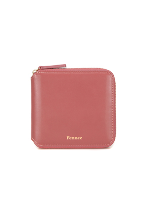 Fennec페넥 ZIPPER WALLET - LIGHT BRICK