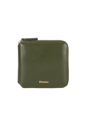 Fennec페넥 ZIPPER WALLET - KHAKI