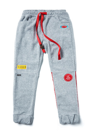 Stigma스티그마 STGM FLEECE JOGGER PANTS GREY