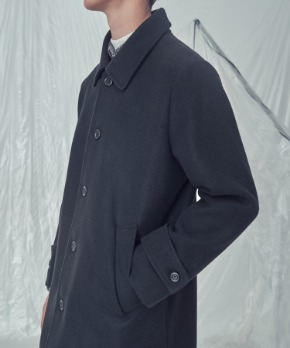 Trip LE Sens트립르센스 SCOTCH SINGLE COAT BLACK