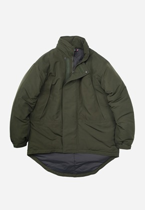 FRIZMWORKS프리즘웍스 Level7 type2 monster parka _ olive