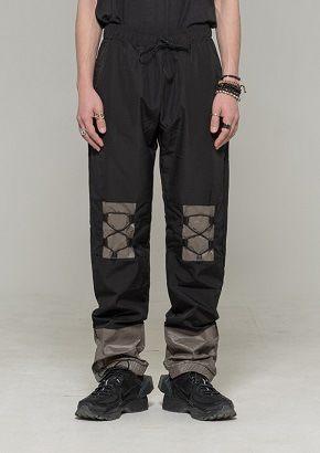 De-Nage드네이지 X-Vando Slim Pants Brown