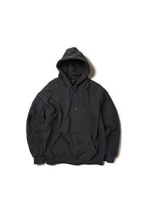 Ballute발루트 4 SEASONS HOODY (CHARCOAL)
