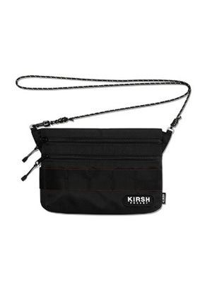 KIRSH키르시 KIRSH POCKET SACOCHE BAG IS [BLACK]