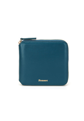 Fennec페넥 Zipper Wallet Sea Green